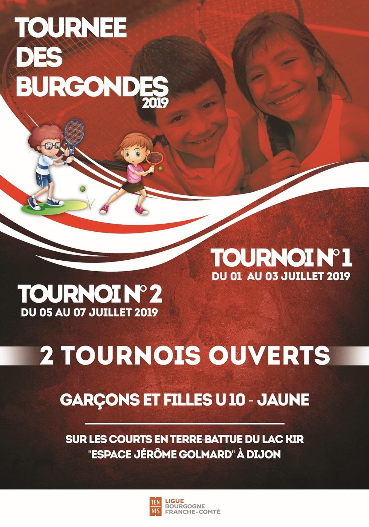 Affiche des Burgondes