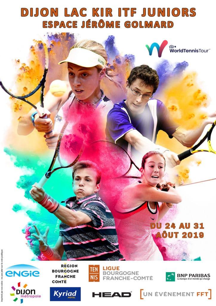 Affiche Itf Juniors 2019