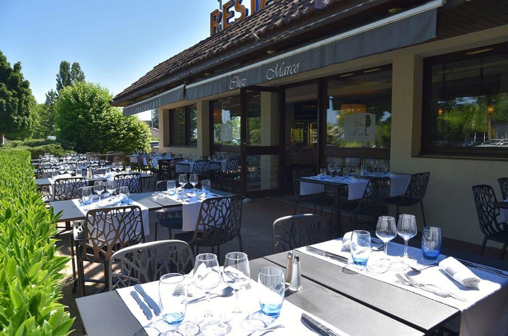 Restaurant Chez Marco Kyriad Dijon