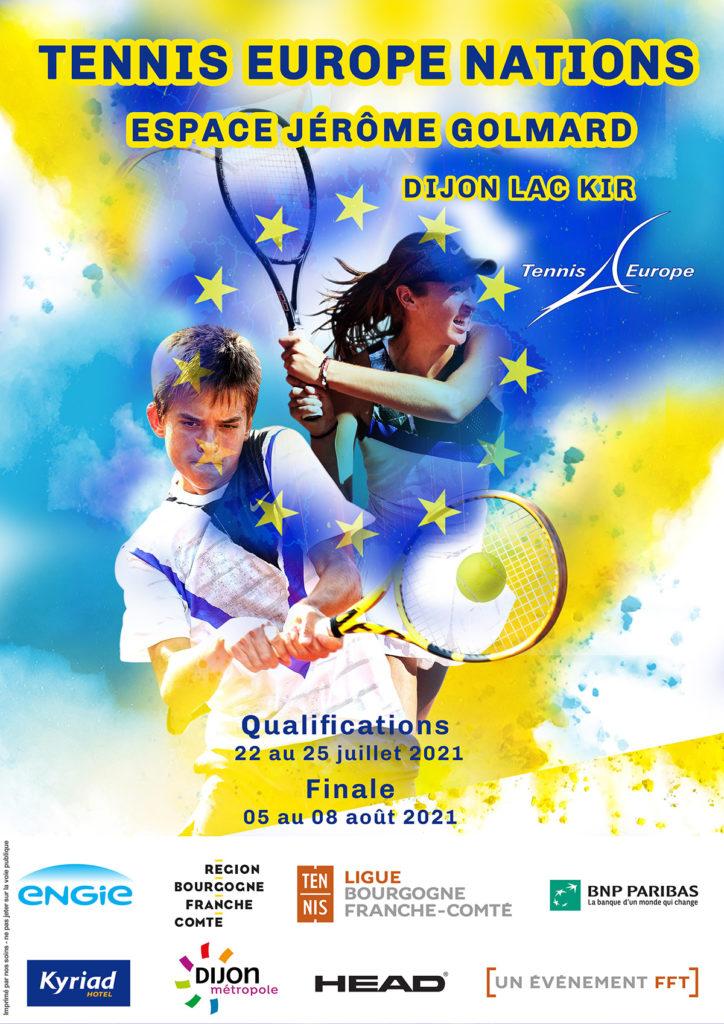 Tennis Europe Nations 2021 / Ligue BFC de Tennis